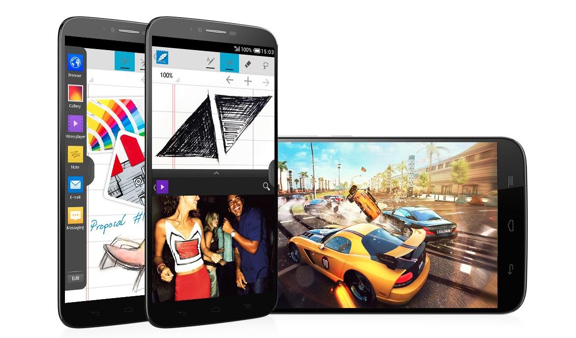 Alcatel OneTouch Hero 2, encore un concurrent pour le Galaxy Note 4 ?
