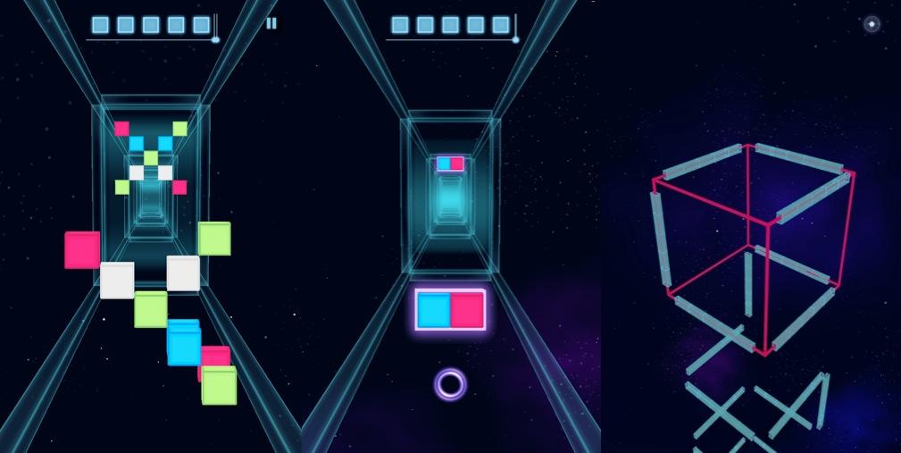 CubicTour n'est pas une promenade de santé, mais un jeu pour nos neurones