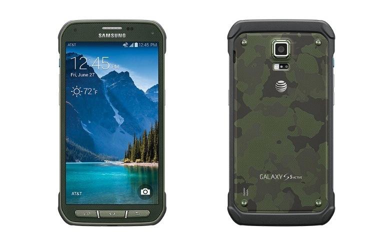 Le Samsung Galaxy S5 Active bientôt en Europe ?