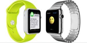 Apple Watch vs Android Wear : qui est le mieux armé ?