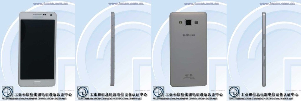 Samsung SM-A500 : le Galaxy Alpha « light » de 5 pouces se confirme