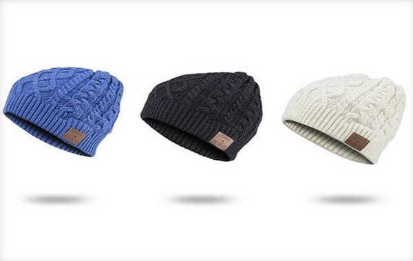 Archos Music Beany, le bonnet-casque pour passer un hiver musical