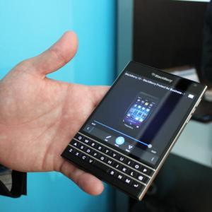 BlackBerry : John Chen ne ferme pas la porte à Android