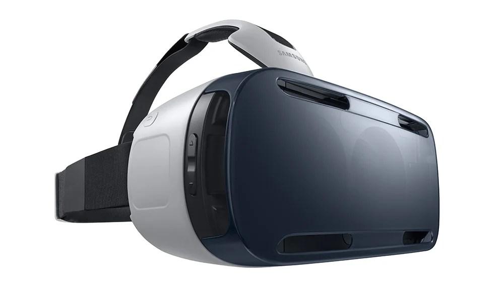 Samsung Gear VR, le casque réservé au Galaxy Note 4