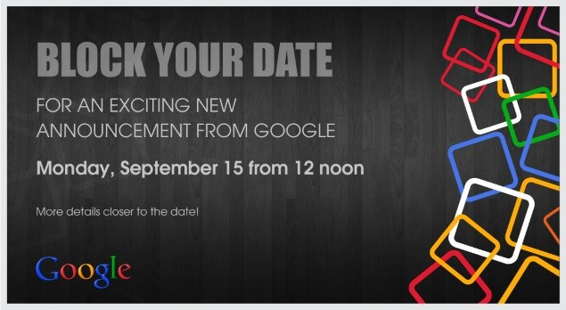 Google prévoit une conférence en Inde le 15 septembre : le lancement d'Android One ?