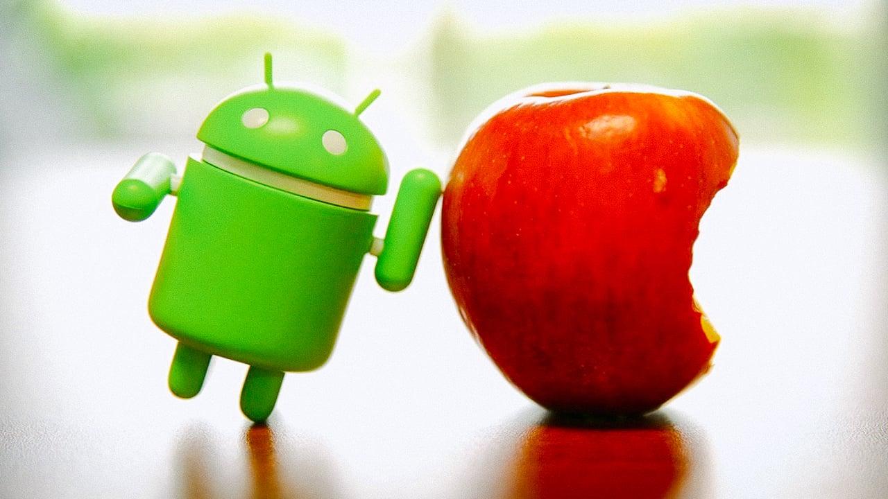 Android toujours devant iOS partout dans le monde