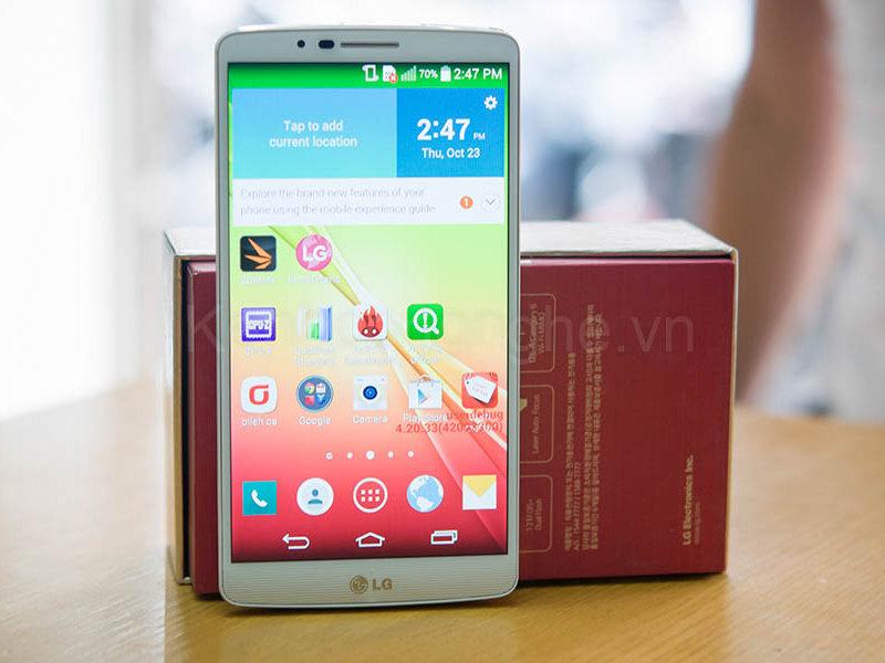G3 Screen : le premier smartphone équipé d'un processeur LG