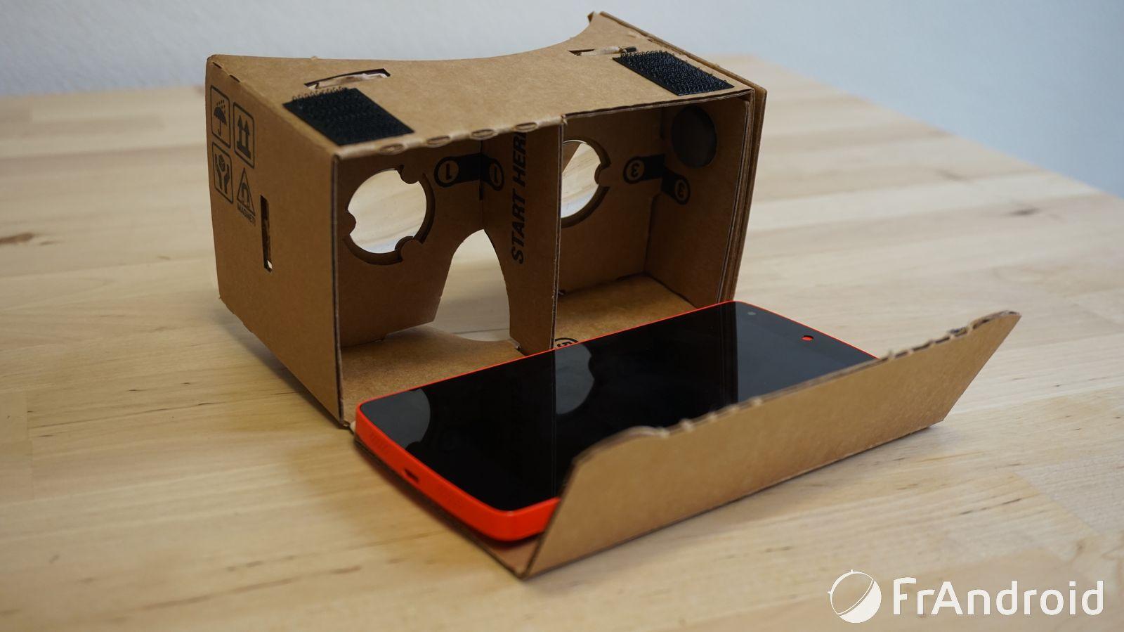Google travaillerait sur une version d'Android dédiée à la réalité virtuelle