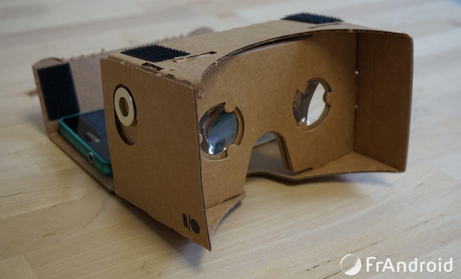 Google préparerait un casque de réalité virtuelle autonome