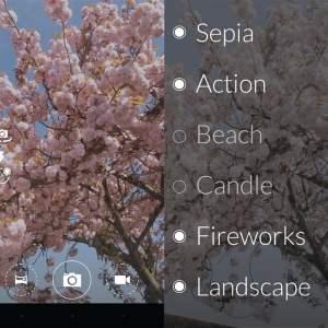 Cyanogen Camera est sur le Play Store… mais avec une compatibilité très limitée