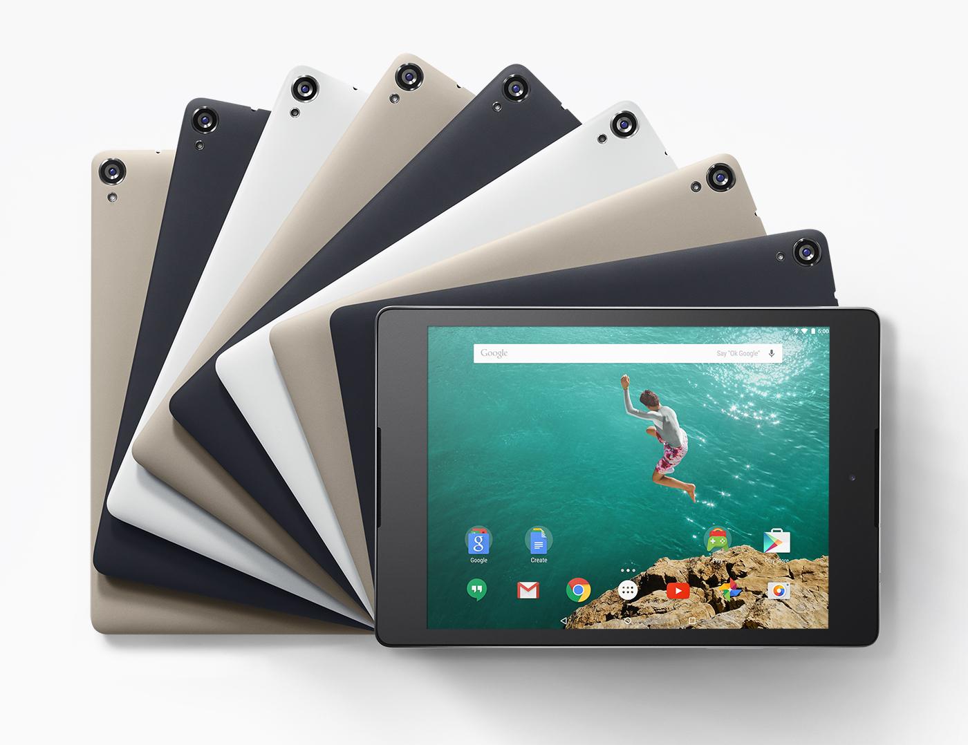 La Google Nexus 9 est officielle : fiche technique et date de sortie de la nouvelle tablette de HTC