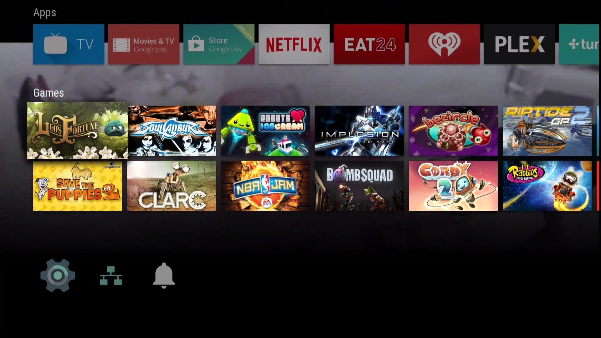 Android TV : les applications devront être validées par Google