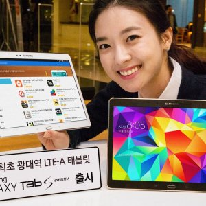 Samsung officialise une version 4G+ de la Galaxy Tab S avec un Exynos