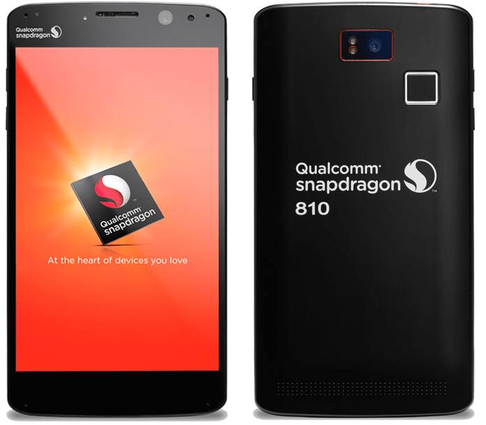Qualcomm dévoile d'ambitieux terminaux de développement équipés de Snapdragon 810