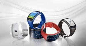 Déjà des accessoires pour la montre Gear S