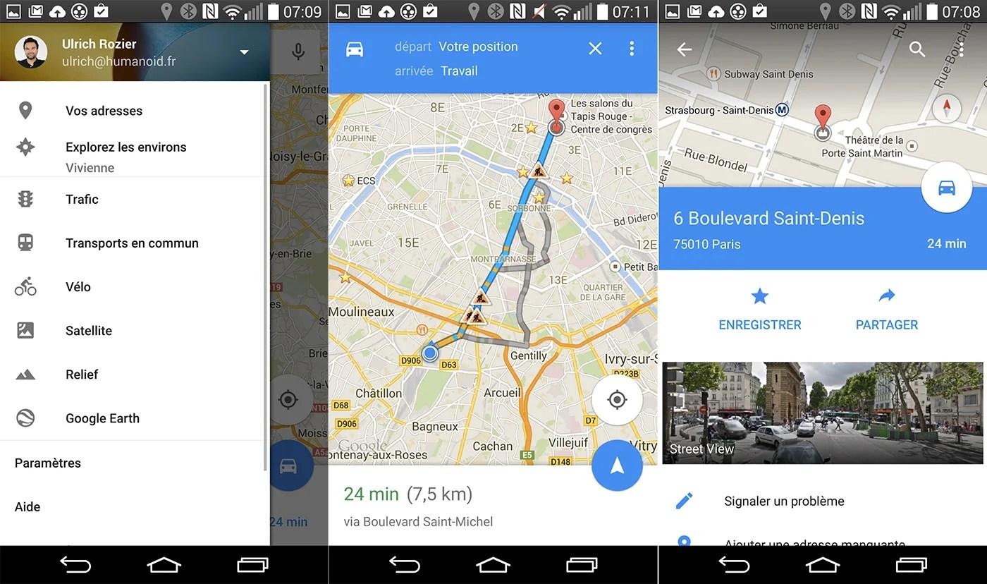 Comment utiliser Google Maps en mode hors ligne ? – Tuto