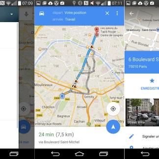 Comment utiliser Google Maps hors connexion ?