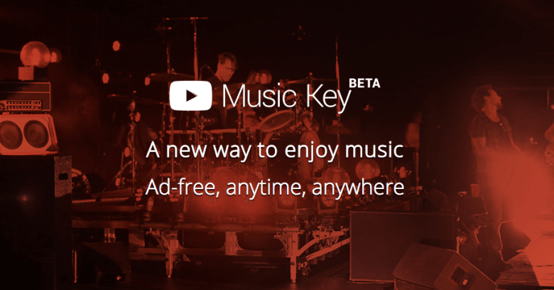 YouTube Music Key : le service de streaming est officiel