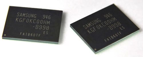 Samsung et Xiaomi délaisseraient la mémoire eMMC pour l'UFS en 2015 pour des débits impressionnants