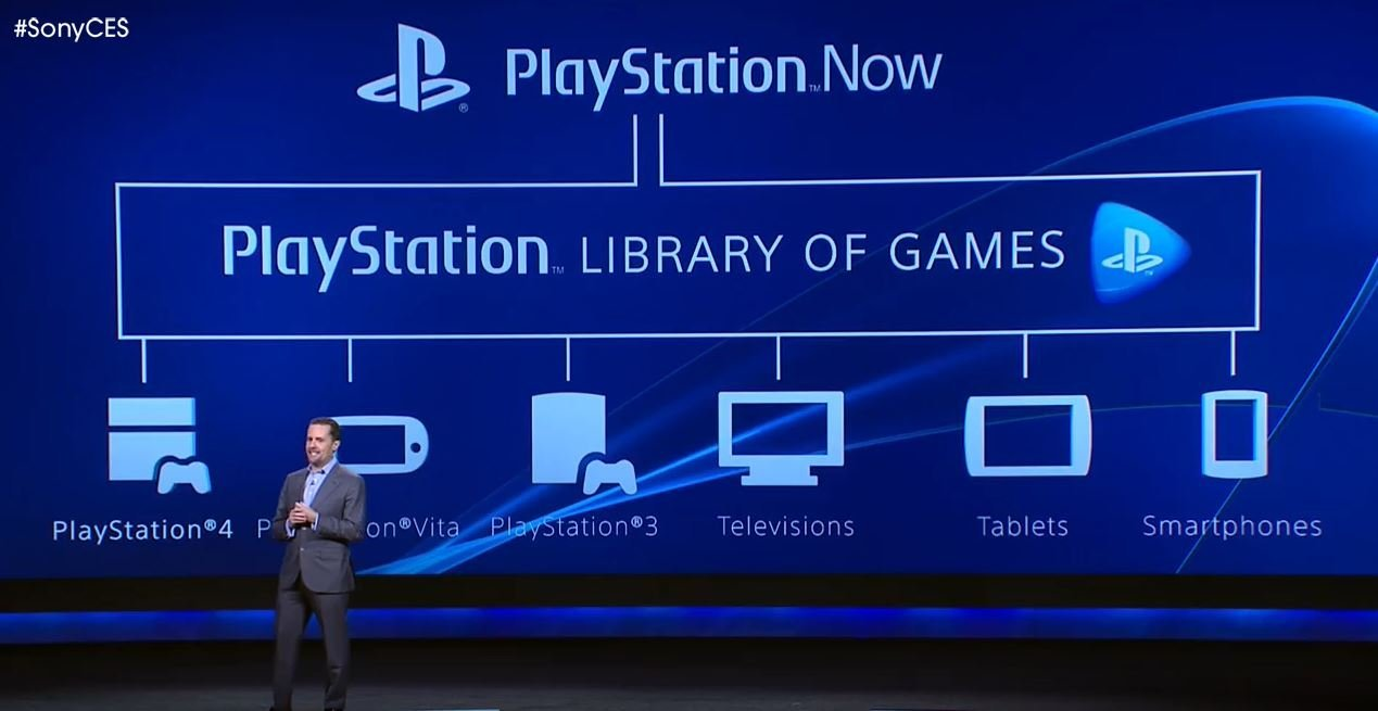 Sony passe la seconde dans le cloud-gaming avec Playstation Now