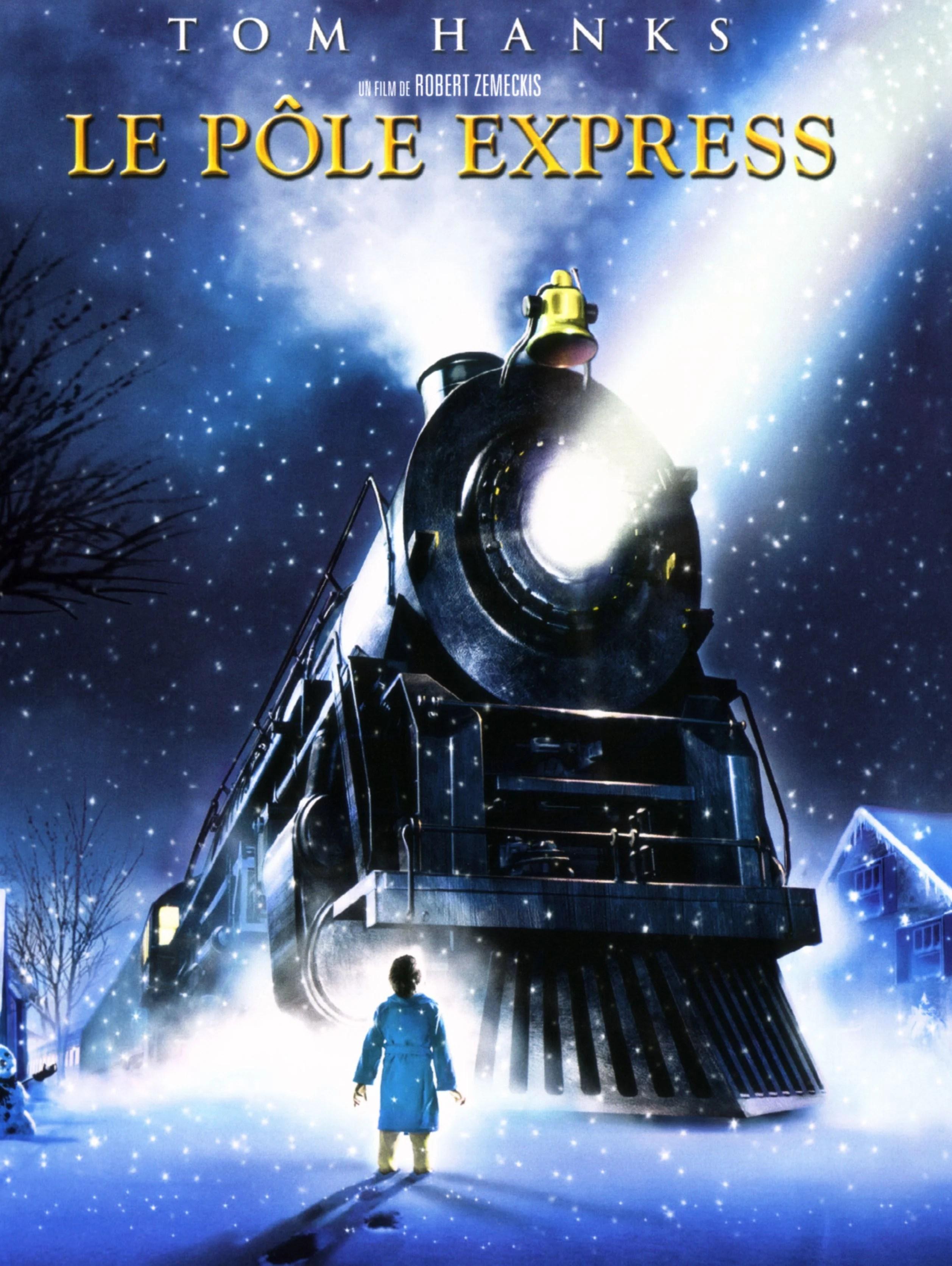 Google offre gratuitement le film Le Pôle Express sur le Play Store
