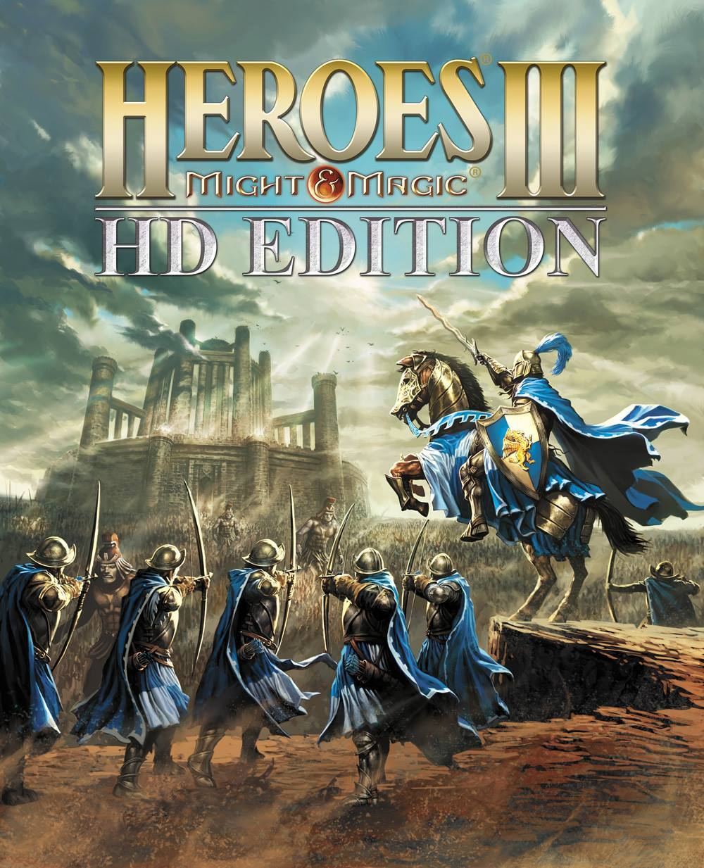 Le remake HD de Heroes of Might & Magic III est disponible sur les tablettes Android
