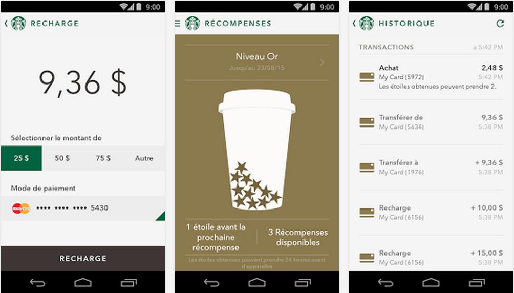 En 2015, voici comment vous pourrez payer votre Starbucks du matin