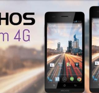 La 4G à petit prix : (re)découvrez l'Archos 45 Helium