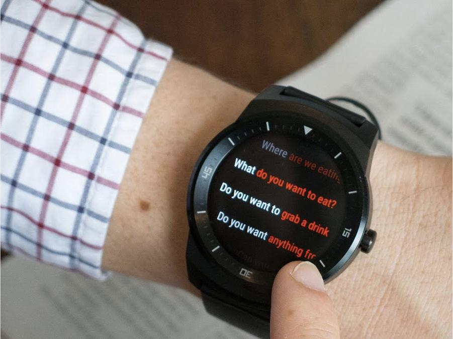 Coffee, l'application SMS conçue pour Android Wear