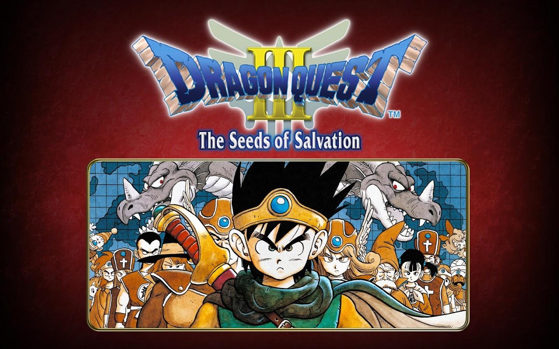 Dragon Quest III débarque sur le Play Store