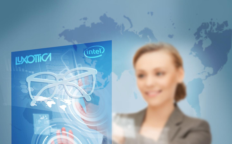 Des lunettes connectées et jolies, l'objectif d'Intel et Luxottica