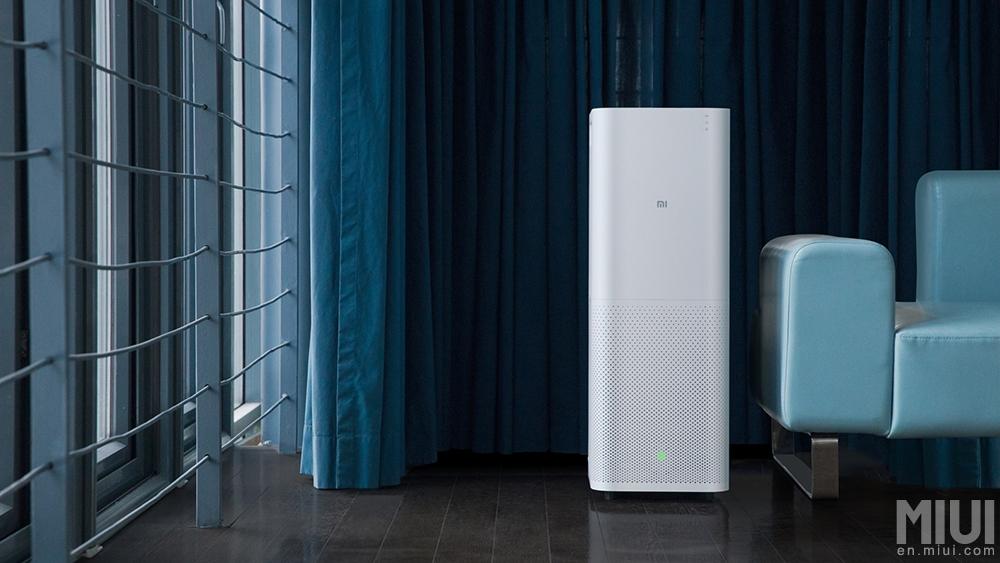 Xiaomi a maintenant son propre purificateur d'air… connecté