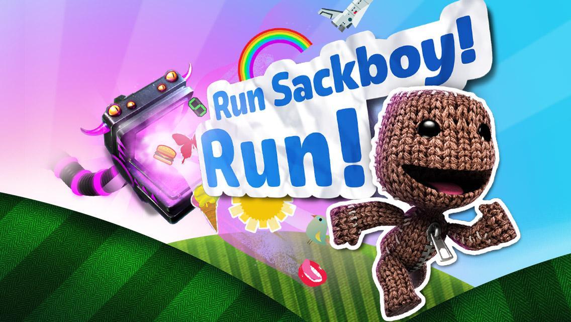 Run Sackboy! Run! : un très beau runner dans l'univers de LittleBigPlanet