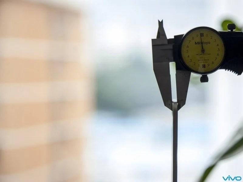 Le Vivo X5 Max pourrait bien mesurer 3,98 mm