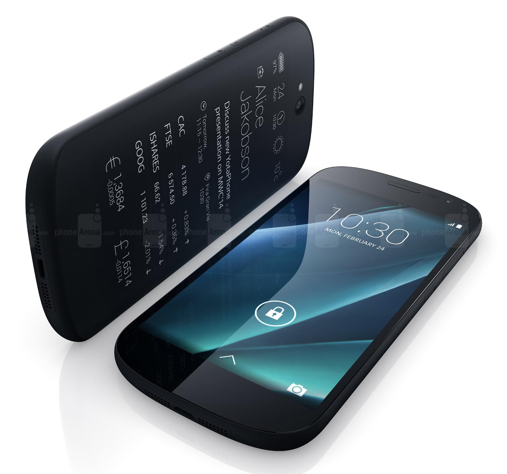 Satisfait de son démarrage européen, le YotaPhone 2 vise aussi le continent américain