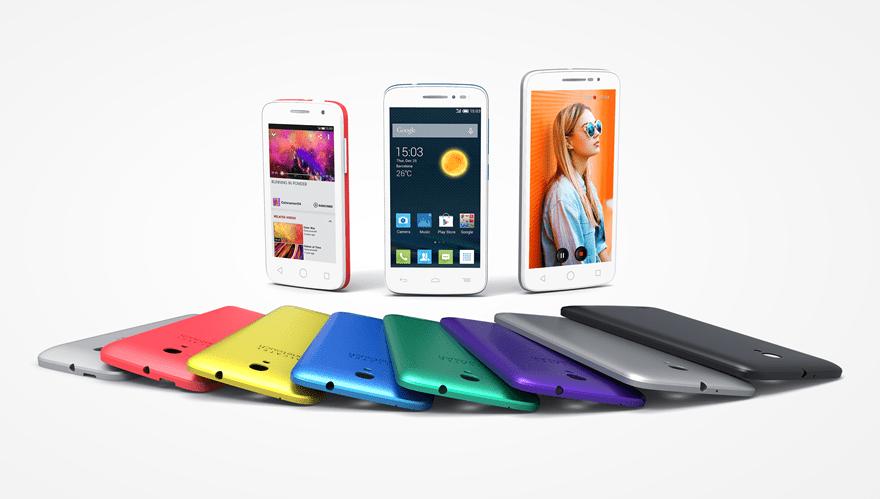 Alcatel One Touch présente sa gamme Pop 2 et une Pop 10 Tablet