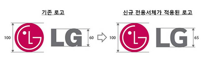 LG change (très) discrètement son logo
