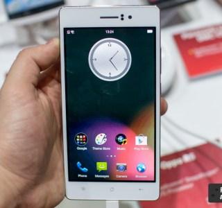 Prise en main du Oppo R5, l'un des smartphones les plus fins du monde