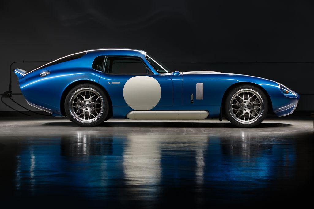 Renovo présente une voiture électrique à plus de 500 000 dollars équipée du Tegra X1