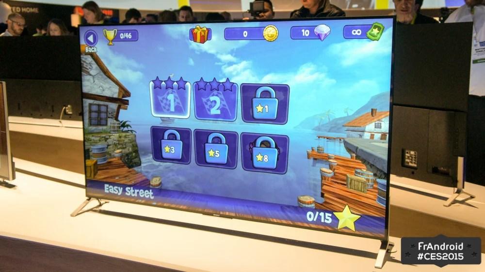 Les nouveaux téléviseurs Android TV de Sony utiliseront le SoC MT5595 de MediaTek