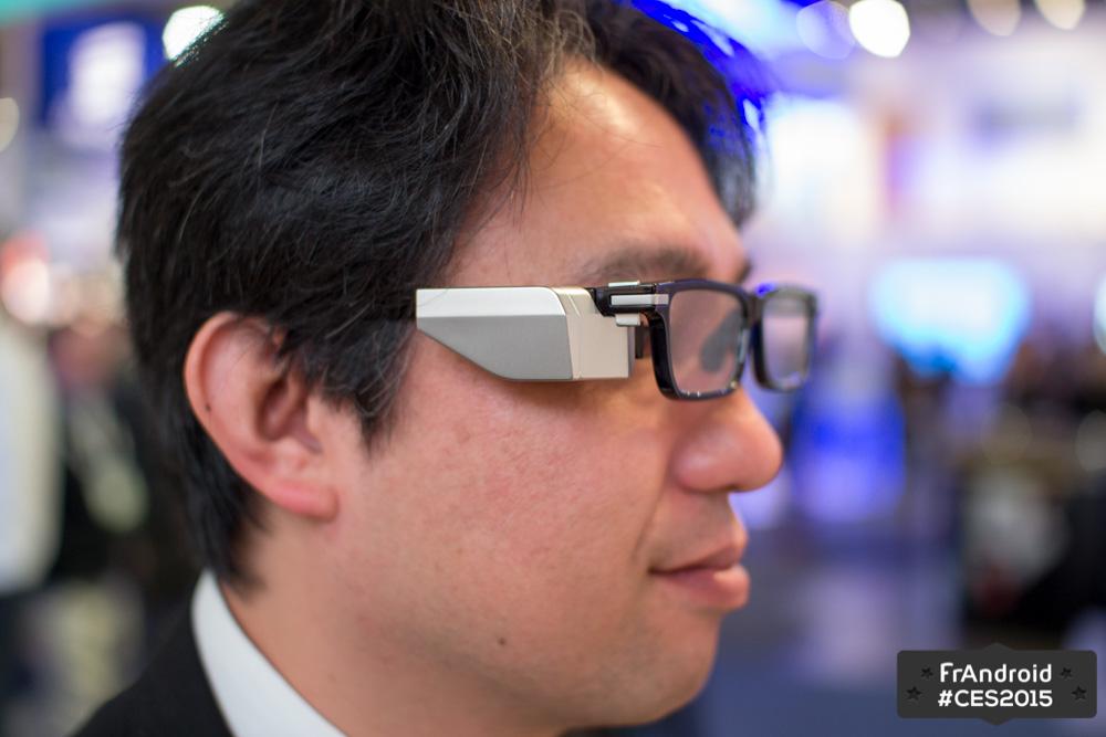 Toshiba Glass : les concurrentes des Google Glass ?