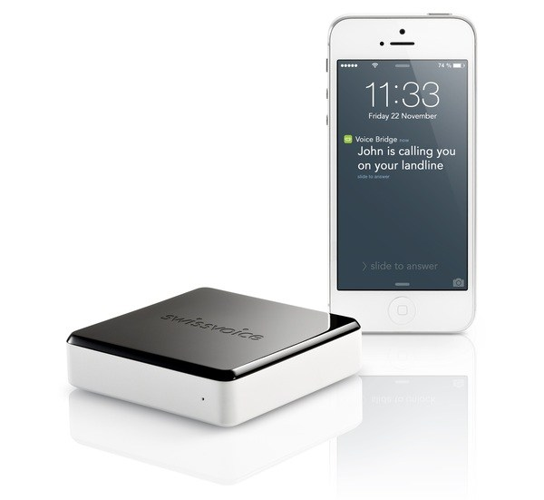 Voice Bridge permet de déporter sa ligne fixe sur un ou plusieurs smartphones