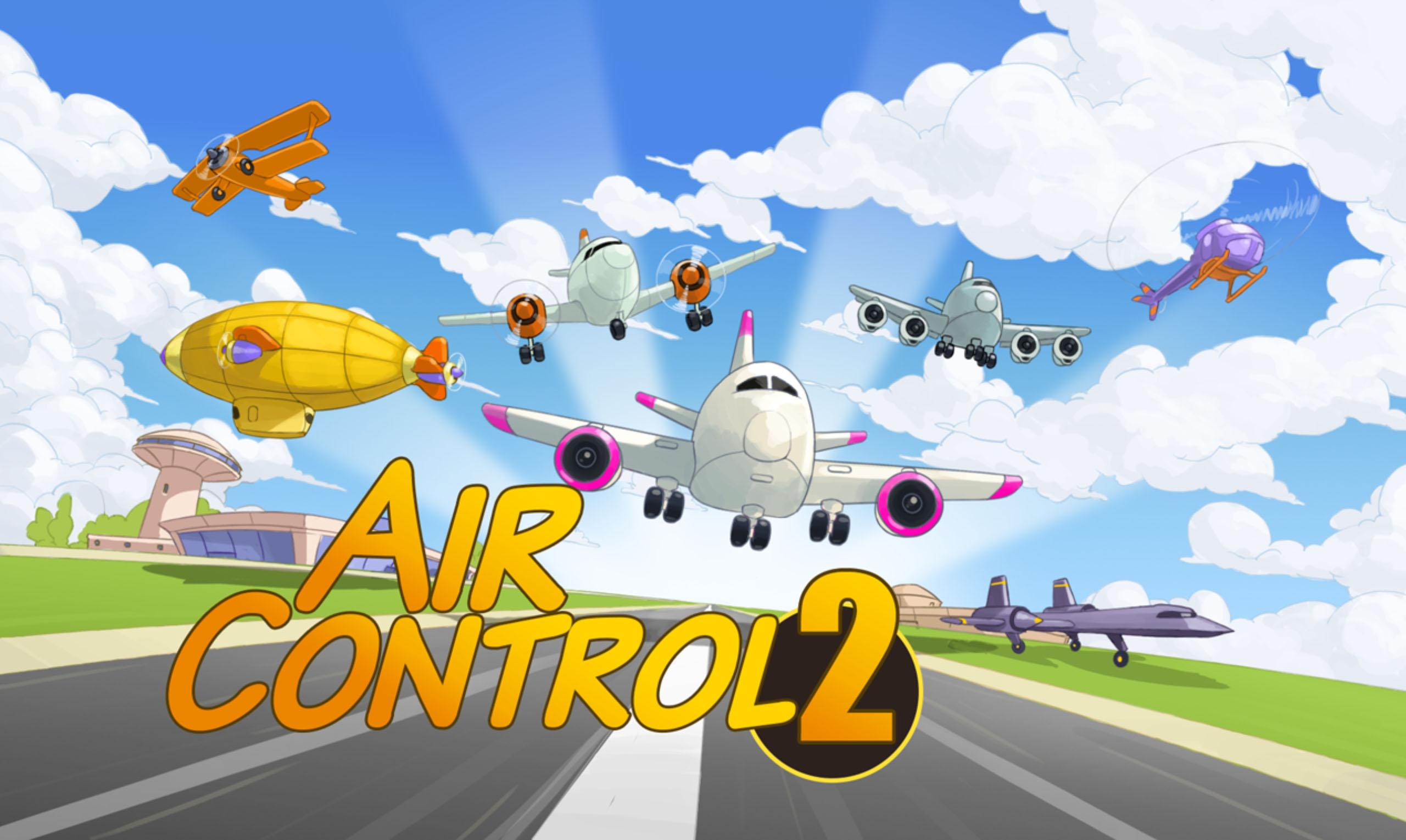 Air Control 2 atterrit sur le Play Store