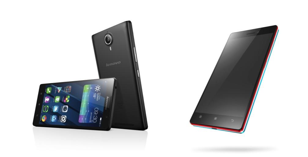 Lenovo officialise le Vibe X2 Pro et le P90 !