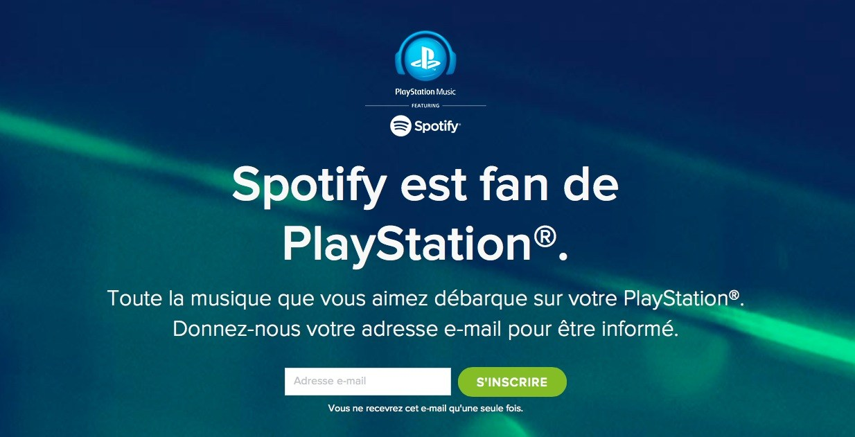 Sony enterre Music Unlimited et lance Playstation Music avec Spotify
