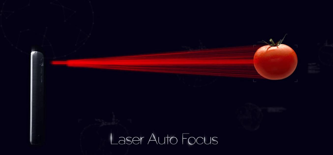 L'autofocus laser devrait être encore plus efficace cette année