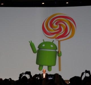 Sony promet Lollipop pour les Xperia Z dès février prochain