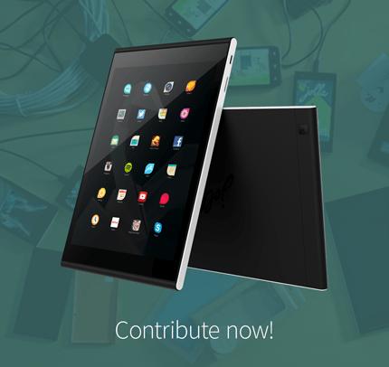 La Jolla Tablet fait son retour sur Indiegogo (mais en mieux)
