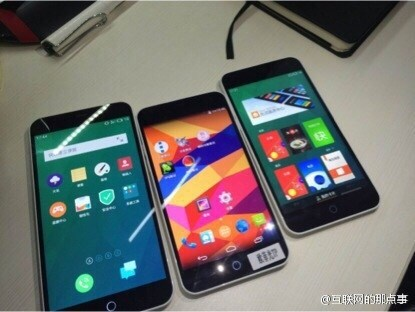 Le Meizu M1 Mini (Blue Charm) proposé sous trois OS différents ?