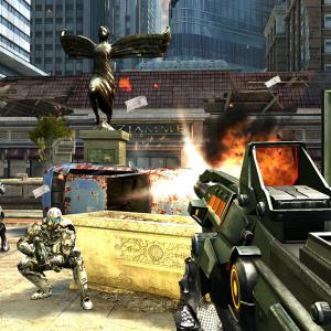 N.O.V.A. 3 est désormais gratuit sur le Play Store